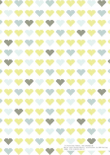 "Pattern ""Fresh heart"""