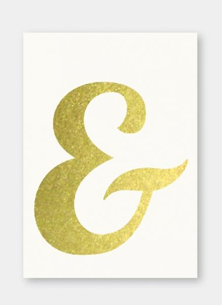 "Original - ""Big Ampersand"""