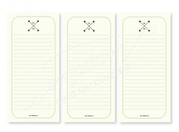 Notepad Set - To Do