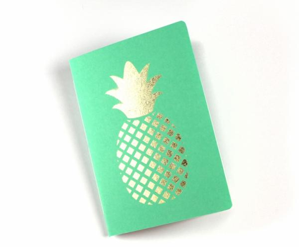 notizheft-emadam-journal-ananas-pineapple2