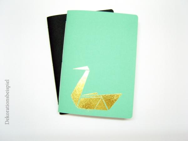 notizheft-journal-origami-schwan-emadam1