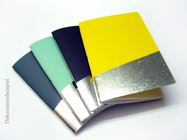 Silver Notebook