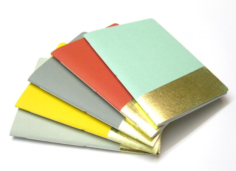 Notizheft-Journal-Golden-Notebook
